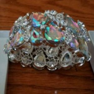 Iridescent Special Event Chunky Bracelet